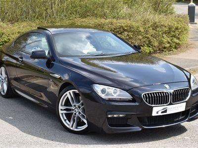 used BMW 640 6 Series D M SPORT