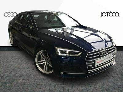 used Audi A5 Sportback 40 TDI S Line 5dr S Tronic diesel