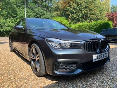 used BMW 730 7 Series d xDrive M Sport 4dr Auto 3.0