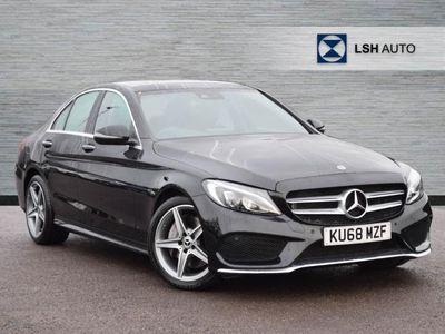 used Mercedes C250 C ClassAMG Line Premium Plus 4dr 9G-Tronic Saloon diesel saloon
