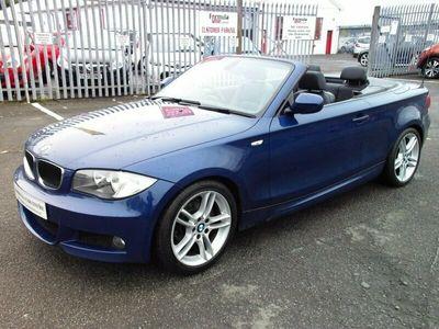used BMW 125 Cabriolet 3.0 125i M Sport 2dr