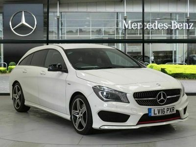 used Mercedes CLA250 Engineered by AMG 4Matic 5dr Tip Auto 2.0