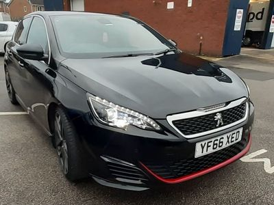 used Peugeot 308 1.6 THP GTi 270 by PS (s/s) 5dr