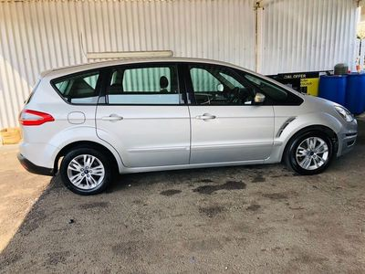 used Ford S-MAX 2.0 TDCi Zetec Powershift 5dr