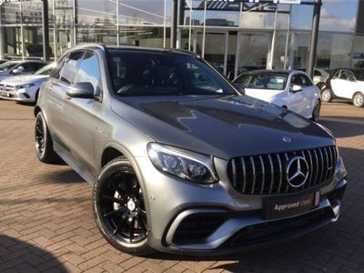 used Mercedes GLC63 AMG GLC4Matic Premium 5dr 9G-Tronic Estate