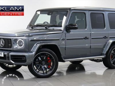 used Mercedes G63 AMG G Class 2019 19 Mercedes AMG4.0 4Matic Night Pack