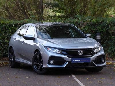 used Honda Civic 1.6 I-Dtec Ex 5Dr