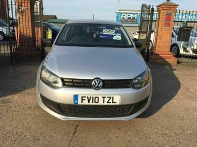 used VW Polo 1.2 60 S 5dr