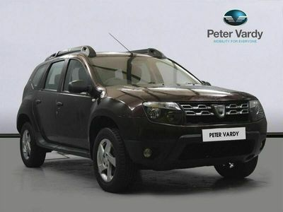 used Dacia Duster 1.5 dCi 110 Ambiance Prime 5dr