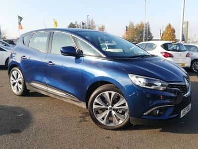 used Renault Scénic 1.2 TCE 130 Dynamique Nav 5dr