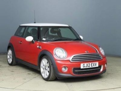 used Mini Cooper D Cooper DLONDON 2012 EDITION