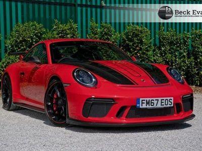 used Porsche 911 GT3 911 [991] 4.02d 494 BHP