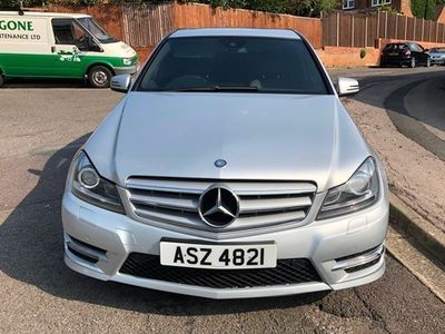 used Mercedes C220 C ClassCDI BlueEFFICIENCY Sport 4dr Auto 73k