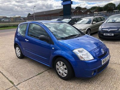 used Citroën C2 1.4 HDi SX 3dr