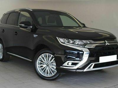 used Mitsubishi Outlander 2.4 PHEV 4h 5dr Auto Estate
