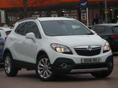 used Vauxhall Mokka 2016 Arnold 1.4 16V TURBO SE 5DR
