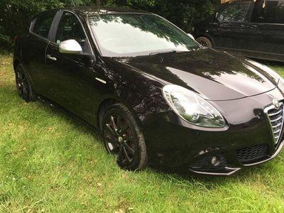 used Alfa Romeo Giulietta Hatchback 1.4 TB MultiAir Veloce 5d