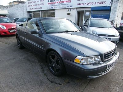 used Volvo C70 2.0 T Collection Special Edition 2dr