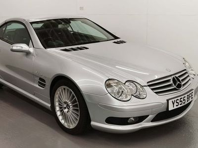 used Mercedes SL55 AMG SL Class 5.4AMG 2dr