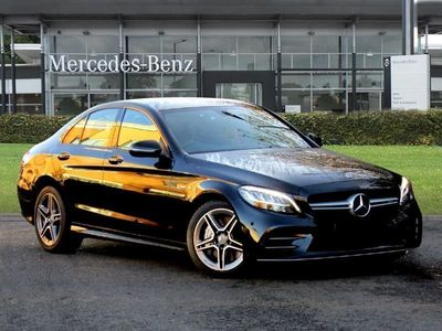 used Mercedes C43 AMG C Class4Matic 4dr 9G-Tronic Saloon 2019