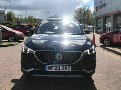used MG ZS Ev Excite