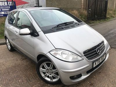 used Mercedes A160 A Class 2.0CDI BlueEFFICIENCY Classic SE 5dr