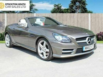 used Mercedes SLK200 SLK 1.8BLUEEFFICIENCY AMG SPORT 2d 184 BHP AVAILABLE TO TEST DRIVE