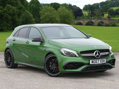 used Mercedes A45 AMG A Class4Matic Premium 5dr Auto Hatchback 2017