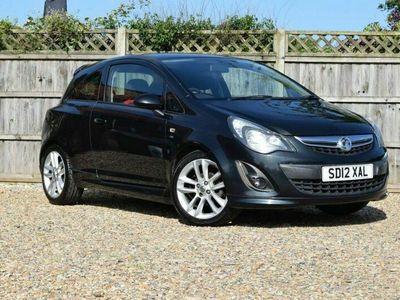 used Vauxhall Corsa 1.4 SRi 3d