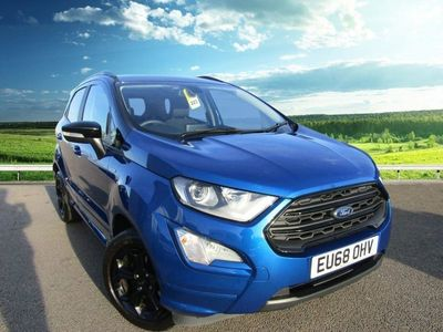 used Ford Ecosport 1.0 Ecoboost 140 St-Line 5Dr