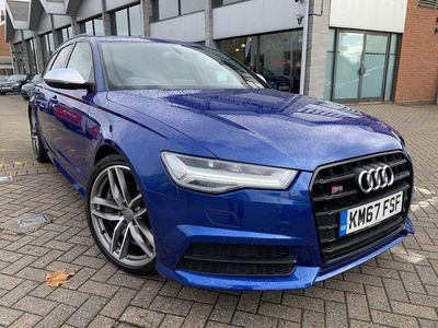 used Audi S6 Avant Black Edition 4.0 TFSI quattro 450 PS S tronic 5dr