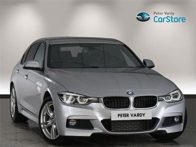 used BMW 320 3 Series d M Sport 4dr Step Auto 2019