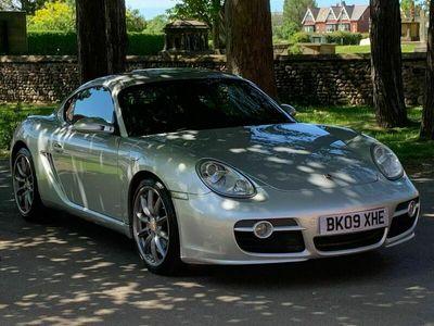 used Porsche Cayman 24V S