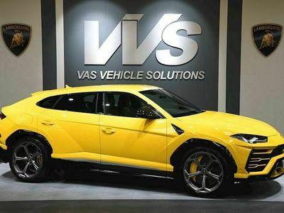 used Lamborghini Urus 4.0 V8 BiTurbo SUV 5dr Petrol Auto 4WD
