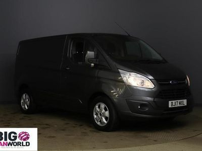 used Ford Custom Transit270 Tdci 130 L1h1 Limited Swb Low Roof