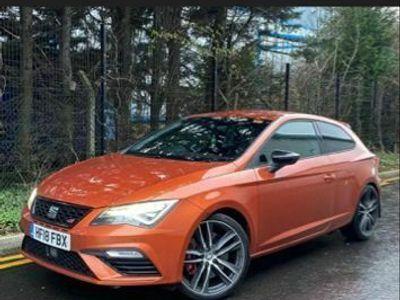 used Seat Leon 2.0 TSI Cupra 300 Sport Coupe DSG (s/s) 3dr