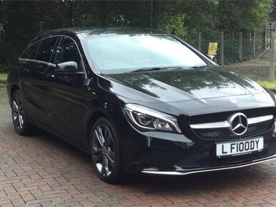 used Mercedes CLA220 Cla Class Diesel Shooting BrakeSport 5dr Tip Auto [Map Pilot] 2.2