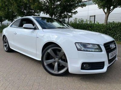 used Audi A5 2.0 TFSI BLACK EDITION