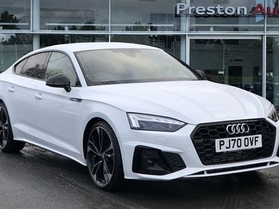 used Audi A5 40 TFSI Edition 1 5dr S Tronic