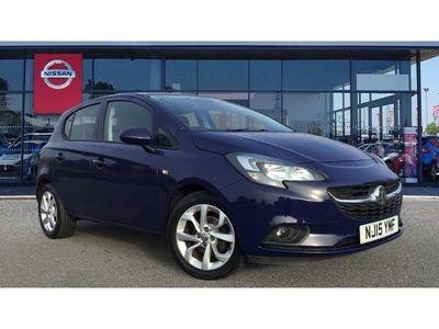 used Vauxhall Corsa 1.4 ecoFLEX Excite 5dr