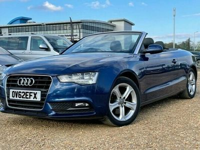 used Audi A5 Cabriolet Cabriolet 1.8 TFSI SE Multitronic 2dr