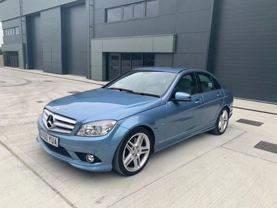 used Mercedes C350 C Class 3.0CDI BlueEFFICIENCY Sport 4dr