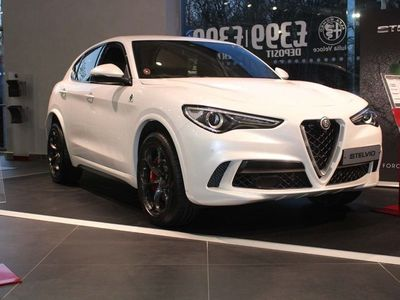used Alfa Romeo Stelvio 2.9 V6 Biturbo 510 Quadrifoglio 5Dr Auto