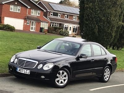 used Mercedes E200 E Class LEFT HAND DRIVE 1.8Komp Elegance Auto