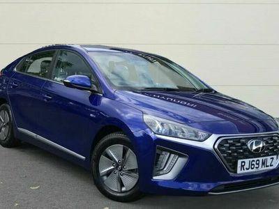 used Hyundai Ioniq 1.6 GDi Premium Hybrid