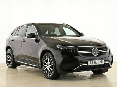 used Mercedes EQC400 400 300kW AMG Line 80kWh 5dr Auto