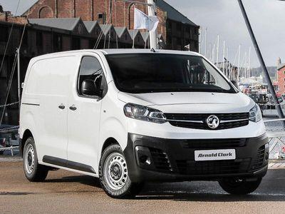 used Vauxhall Vivaro 2900 1.5D 100Ps Edition H1 Van