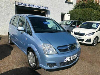 used Vauxhall Meriva 1.4i 16V Club 5dr