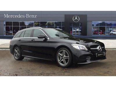 used Mercedes C300 C-ClassAMG Line Premium 5dr 9G-Tronic