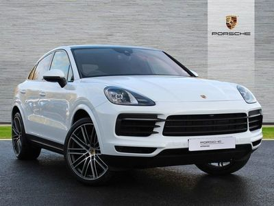 used Porsche Cayenne V6 COUPE TIPTRONIC 3.0 5dr